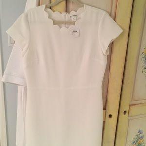Club Monaco Dresses - NWT- club Monaco dress, white